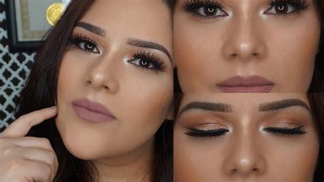 makeup sencillo maquillaje sencillo y ojos naturales ii gabbyg makeup