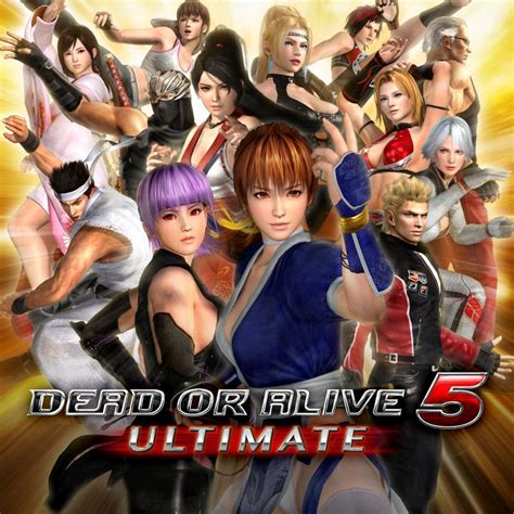 Dead Or Alive 5 Second Ps3 dead or alive 5 ultimate for playstation 3 2013 mobygames