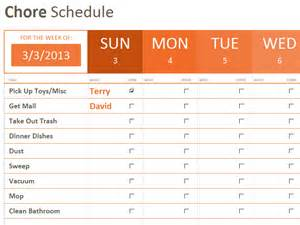 Weekly Chore List Template Weekly To Do List Template Microsoft Office Templates