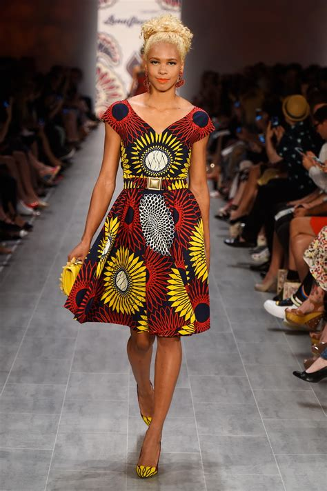 African Hairstyles In Fashion | tribal nomad dresses are in style for summer