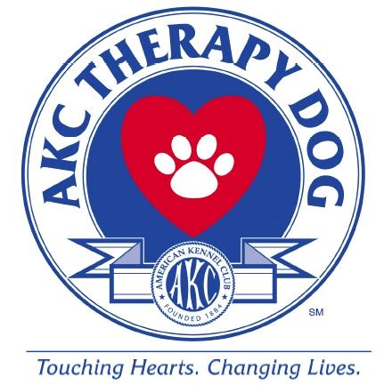 akc therapy fairfax pets on wheels akc therapy title