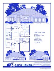 Adam Homes Floor Plans by Quality Home Builders Amp New Homes In South Branch