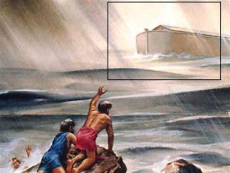 imagenes reales arca de noe arca de noe y diluvio hechos reales