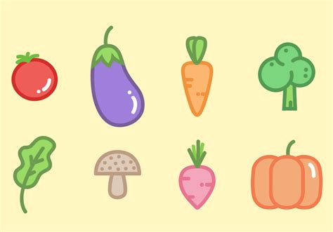 vegetables vector free vegetable vector free vector stock