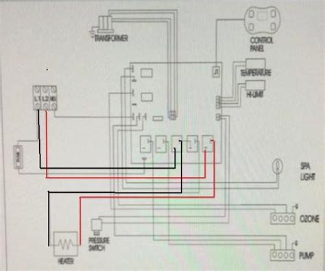 220v tub wiring diagram 27 wiring diagram images