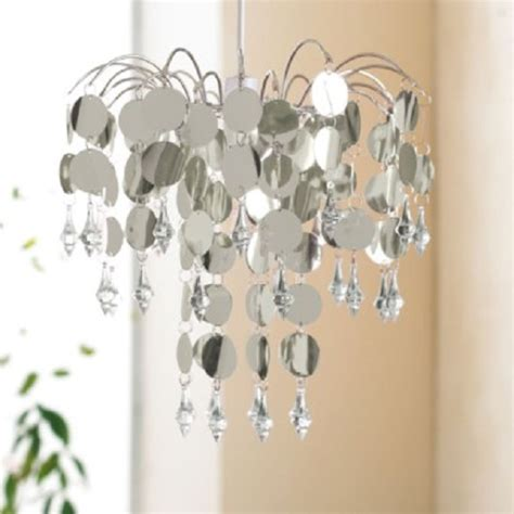 chandelier light fitting pendant chic l shade ceiling