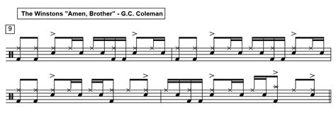 drum pattern funk 10 old school funk grooves every drummer should know