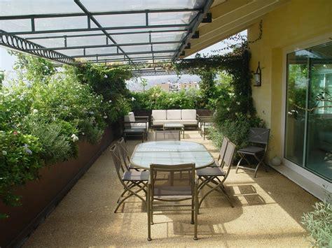 terrazze paghera giardini pensili  terrazze verdi dautore
