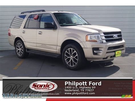 2017 ford expedition xlt in white gold a46695 vannsuv vans and suvs for sale in the us