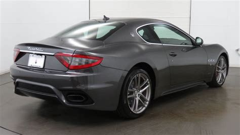 Scottsdale Maserati by 2018 New Maserati Granturismo Sport 4 7l At Scottsdale
