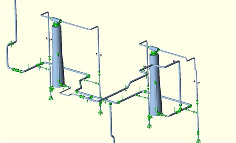 Pipe Stress by Pressure Piping Registration Industrial Piping Analysis Earth Energy