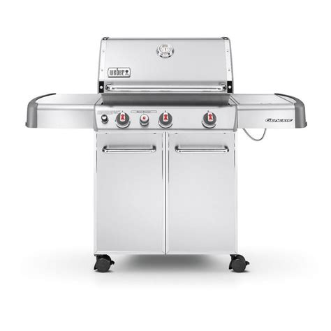 Weber Grills Home Depot by Weber Genesis 174 S 330 Ng Bbq The Home Depot Canada