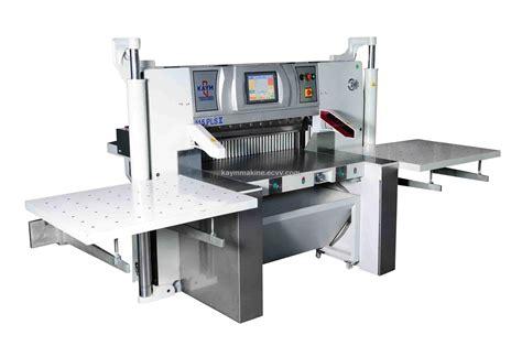 Paper Machine Manufacturers - paper cutting machine manufacturers finishersantibes
