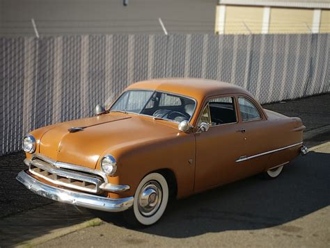 1951 ford coupe for sale mild custom shoebox 1951 ford business coupe bring a