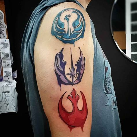 rebel symbol tattoos best tattoo ideas gallery