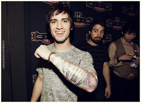 brendon urie tattoos brendon urie tattoos fimho