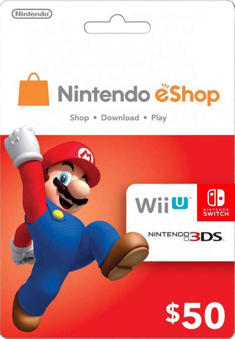 Xbox Live Pre Paid Card 50 Usa nintendo usd 50 eshop prepaid card digital nintendo