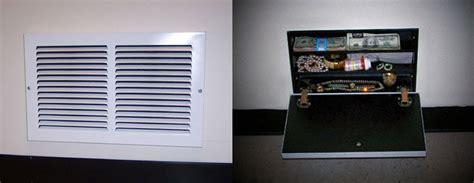 Cutlery Kitchen Knives air vent hidden safe the green head