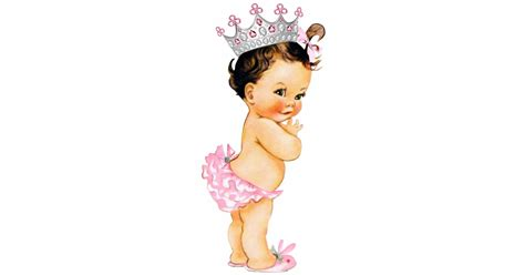 Baby Shower Princess by Vintage Princess Baby Shower Cutout Zazzle