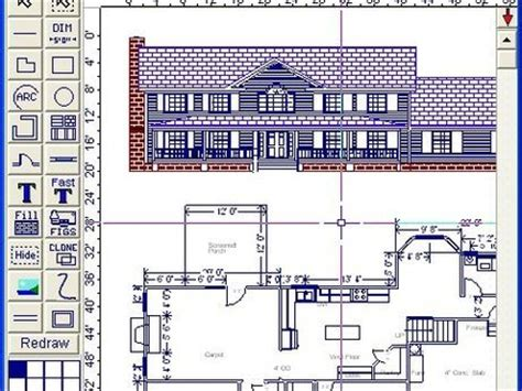 simple house design software autocad house floor plan professional floor plan autocad drawing home plans download