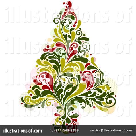 studio decor holiday clip tree design clipart clipartxtras
