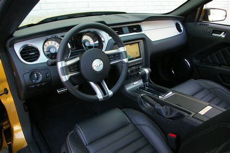 mustang upholstery 2010 ford mustang interior www imgkid com the image