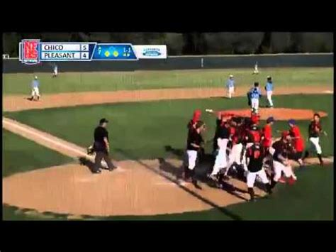 Cif Northern Section by 2014 Cif Northern Section Division I Baseball Recap