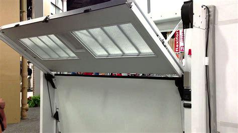 Trackless Garage Door Trackless