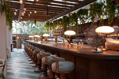 soho house miami exclusive hotel interior design of soho beach house miami beach cecconi s bar
