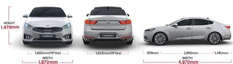 Kia Uae Service Center Kia Cadenza Specs Premium 4 Door Sedan Kia Motors Global