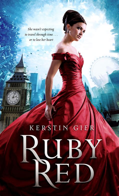 libro time travelling with a kerstin gier ruby red sapphire blue emerald green