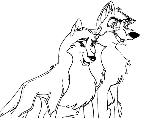 Balto Cartoon Coloring Pages Coloring Home Balto Coloring Pages