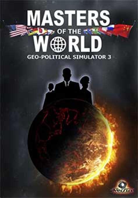 masters of the world wikipedia
