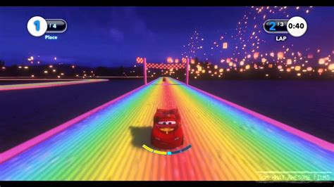 Rainbow Road disney infinity mario kart rainbow road snes race track
