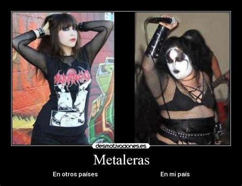 imagenes de mujeres rockeras y metaleras si te gusta el metal entra taringa