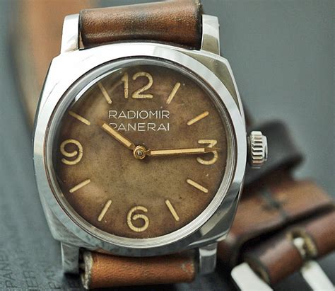 ROLEX COLLECTIBLE & GENUINE VINTAGE Superdome Tropic 25 for ref PANERAI RADIOMIR watches 6152 1