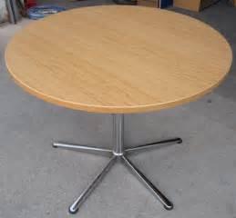 ikea runder tisch runder tisch buche 216 90 cm und 4 st 252 hle ikea b ebay