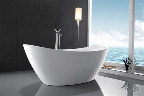 vasca da bagno in ceramica sette misure rea new design
