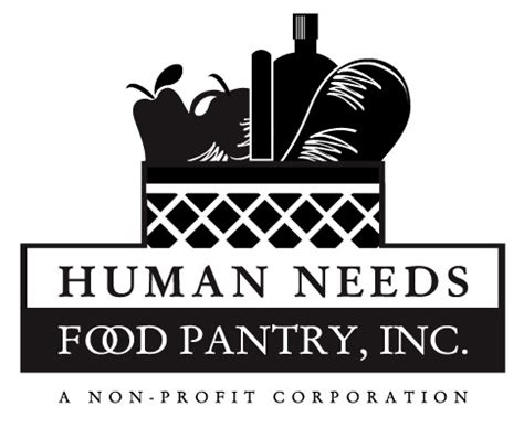 Human Needs Food Pantry by Human Needs Food Pantry Ad Caigns Logo Oliner Graphics