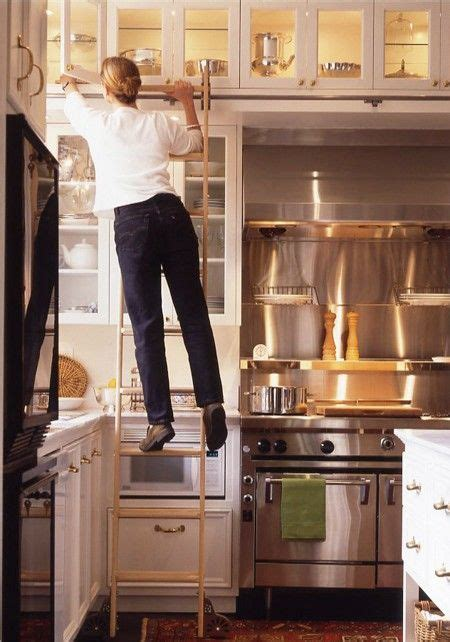 Kitchen Ladder Best 25 Library Ladder Ideas On