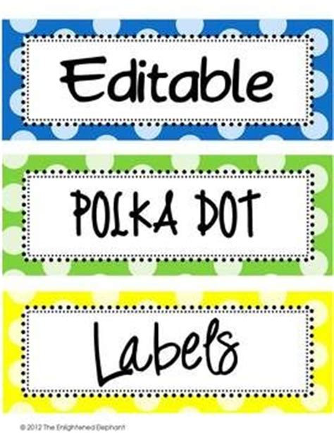 teal polka dot border 15 colors available free instant