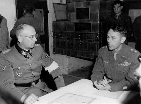 Simon Maxy ss gruppenf 252 hrer und generalleutnant der waffen ss und