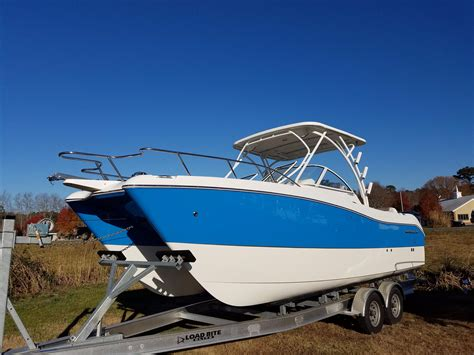 fishing boats for sale ocean city md world cat new and used boats for sale in maryland