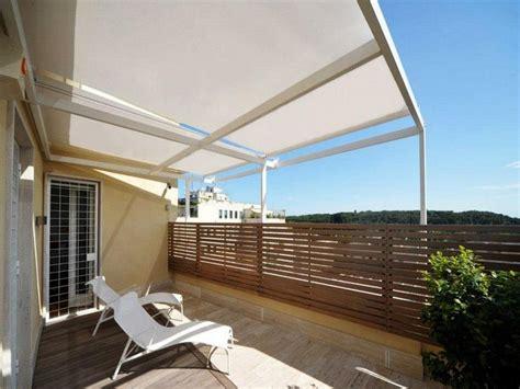 tende per terrazzi tende da sole per esterni a bracci a caduta per balconi