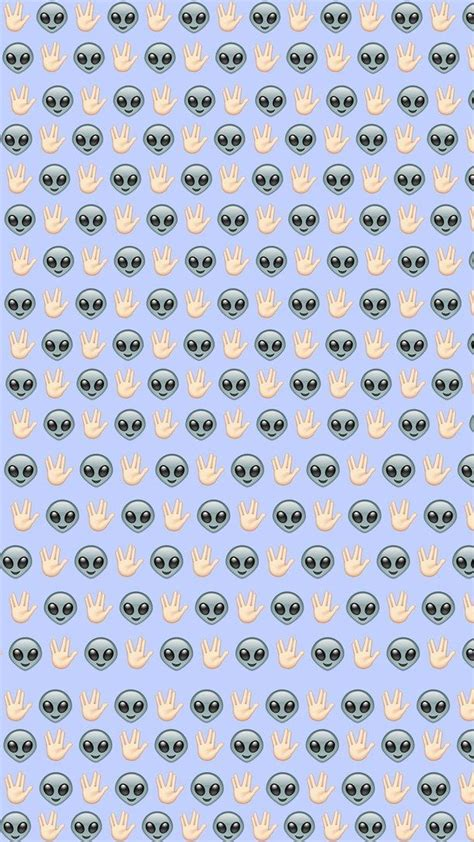emoji wallpaper tumblr iphone alien background emoji iphone iphone wallpaper tumblr