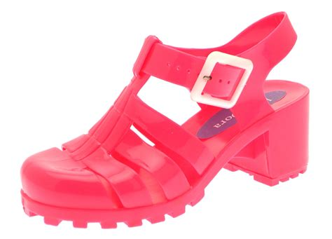 jellies shoes for jelly shoes summer cut out heel sandals jellies