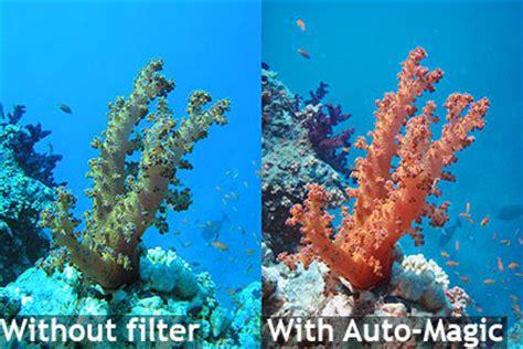 backscatter flip2 underwater color correction filter for