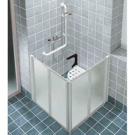 box doccia per disabili prezzi cabina doccia per disabili atlantis j194800 comprare