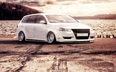 stanced volkswagen passat stanced volkswagen passat wagon by sk1zzo on deviantart