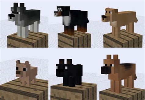 mods in minecraft dogs minecraft new dogs αναζήτηση google mobs pets